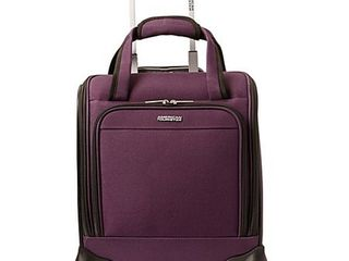 American Tourister lynnwood 16  Underseat Spinner Carry On Retail   97 95