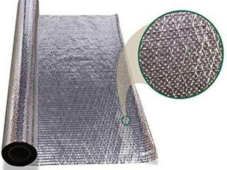 1000sqft Diamond Radiant Barrier Solar Attic Foil Reflective Insulation 4x250 by AES