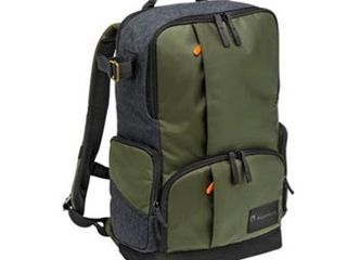Manfrotto MB MS BP IGR Medium Backpack for DSlR Camera   Personal Gear  Green  Retail   513 66