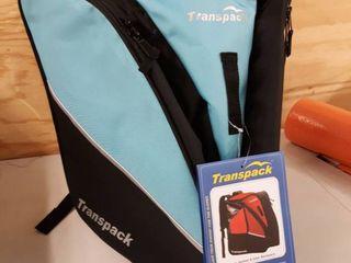 Transpack Edge Boot Helmet and Gear Backpack