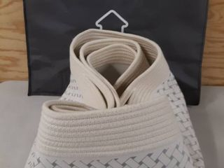 Aimjerry Foldable laundry Basket Collapsible