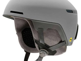 Smith Optics Code Mips Snow Helmet   Matte Cloudgrey   Medium  55 59cm