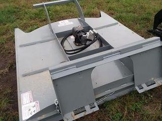 72  Heavy Duty Skid Steer Brush Mower
