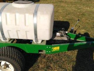 Ace Roto Mold 150 Gal  Sprayer w Sump