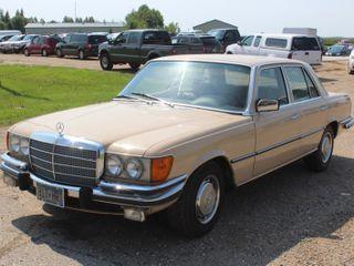 1973 Mercedes 450 SE - Very Clean Car -