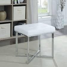 Silver Orchid Bara Vanity Bench  Retail 113 99