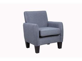 Mia linen Accent Armchair  Retail 135 99