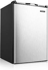 Energy Star Mini Upright Freezer  3 0 Cubic Feet Reversible Stainless Steel Single Door  Retail 278 99