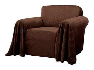 Innovative Textile Solutions Mason Furniture Throw Chair Slipcover only