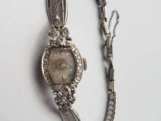 14K Women s Vintage Watch