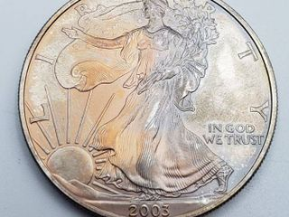 2003 American Eagle Walking liberty 1oz Silver Dollar
