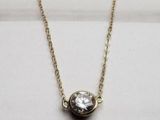 14K Yellow Gold Necklace   2 1 Grams