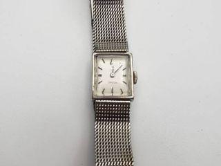 Vintage Omega Watch 14K Gold Filled