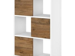 Jamestown 6 Cube Organizer by Bush Business Furniture Retail 203 49
