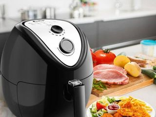 1800W 5 6QT Air Fryer Oven Cooker