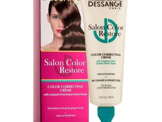 Dessange Paris Salon Color Restore Color Correcting Creme   4 2oz