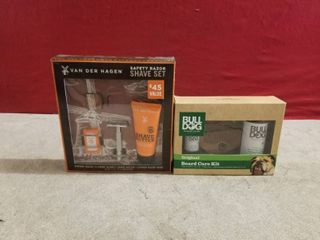 2 SETS OF MEN S GIFT SETS