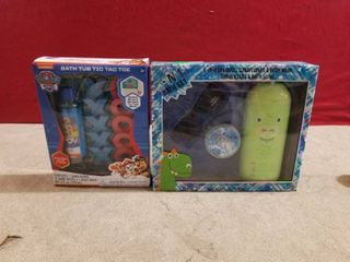 2 SETS OF KIDS BATH GIFT SETS