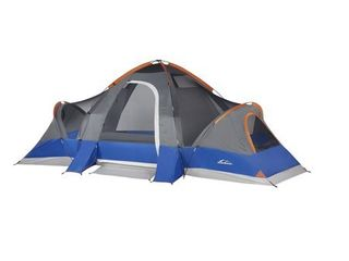 Suisse Sport Wyoming 8 person 3 room Tent  Retail 124 49
