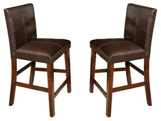 Kona Raisin Parson Barstool  Set of 2  Retail 177 99