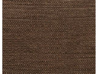 Rectangular Area Rug in Pecan  5 ft  6 in  l x 3 ft  6 in  W