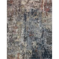 Alise Rugs Rayna Contemporary Abstract Area Rug  Retail 75 48