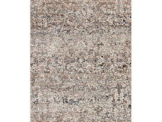 liora Manne laurel Damask Indoor Rug Ivory 23 X8  Retail 95 49