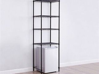 Suprima Extra Height Mini Shelf Supreme   Black  Retail 116 49