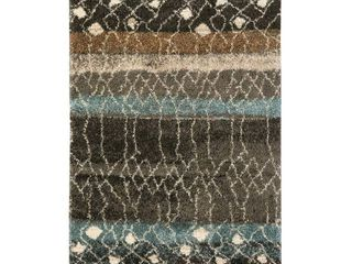 Mohawk Huxley Adobe Multicolor Area Rug  Retail 137 99