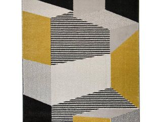 Carson Carrington Taxerud Abstract Indoor Area Rug  Retail 102 49