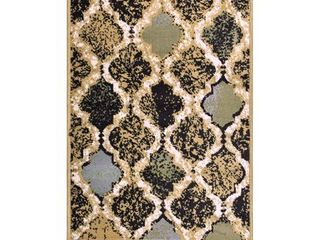 Superior Viking Modern Geometric Moroccan Trellis Area Rug Collection