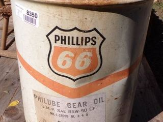 PHIllIPS GEAR OIl CAN