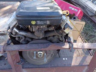 B S V TWIN OHV ENGINE   BENT PUSH ROD