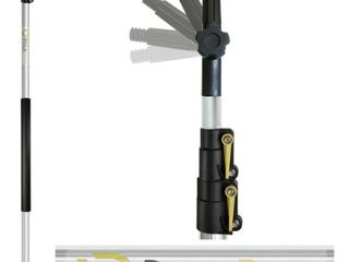 Docazoo Docapole 1 5 3 5m Extension Pole   Multi purpose Telescopic Pole light