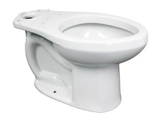 American Standard 3705 216 020 H2Option Dual Flush Right Height Toilet Bowl  White  Bowl Only