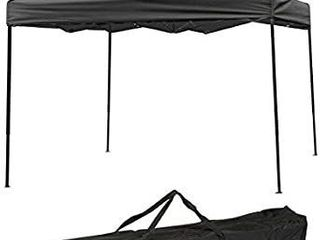 Trademark Innovations Portable Event Canopy Tent   FRAME ONlY  MISSING CANOPY