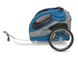 Solvit HoundAbout Pet Bicycle Trailer  Steel Frame  large