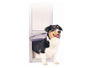 PetSafe Freedom Patio Panel  81 Inch  Small  White