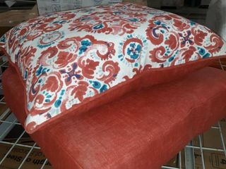 outdoor chair cushion seat and back