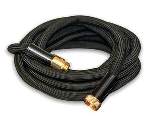 As Seen on TV 50  Flexible Extreme Garden Hose Black