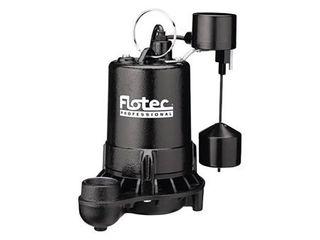 Flotec E75VlT 3 4 HP Sump Pump