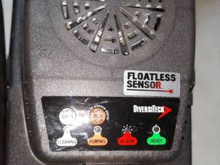 Condensate Pump Thermoplastic Rubber Feet Reversible Deck Home 120 volt 0 114 hp