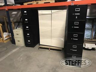5 Office filing cabinets 1 jpg