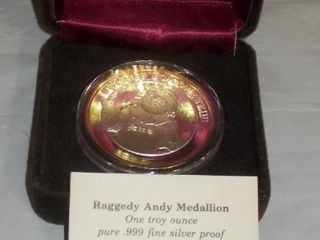 One Troy Ounce Silver
