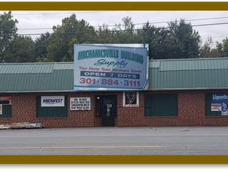 Mechanicsville Building Supply Inventory Liquidation (Retirement) Auction