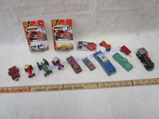 TOYS  SOME MATCHBOX
