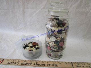 JARS   BUTTONS
