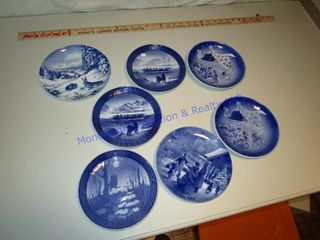 BlUE COllECTOR PlATES