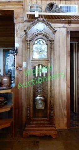 Howard Miller Grandfather Clock - Needs Repair