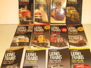 Greensburg Pocket Price Guide Lot of 8